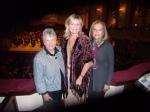 Beth, Katana and Amal at DSO concert